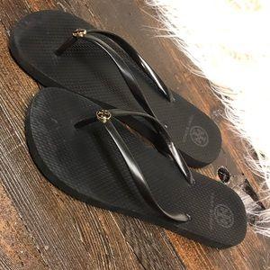 Tory Burch flip flops